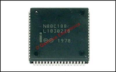 Tektronix 156-5866-00 N80-c188 Microprocessor Ic For 2232 Oscilloscopes