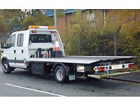 DAY & NIGHT CAR RECOVERY MOTORCYCLE MOPED RECOVERY CAR TRANSPORT DELIVERY TOWING SERVICE