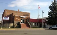 Part-time servers wanted, by Taber Royal Canadian Legion