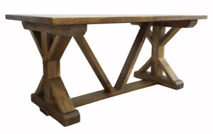 Farmhose table , Dining Table , Kitchen Table