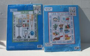 "8X10"" Cross Stitch Kits"