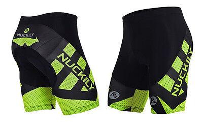 Mens Cycling Shorts Bicycle Gear Tights 3D Gel Padded Lycra Short Cycle Clothing