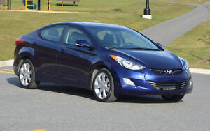 2013 Hyundai Elantra GLS Safety & Emission!!