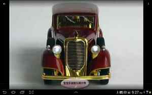 1:32 Cadillac The Chinese Emperor's Car Toy Diecast Model Red London Ontario image 5