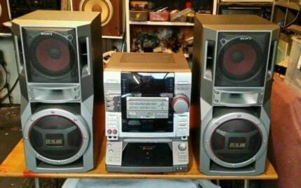 SONY LARGE 6000 WATT HIFI STEREO SYSTEM/SURROUND SOUND Dandenong North Greater Dandenong Preview
