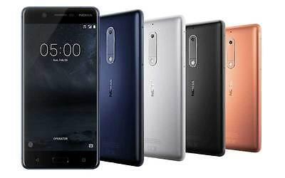 Nokia 6 Ta 1000  Unlocked  Dual Sim  5 5  Micro Sd Slot  16Mp Choose Your Color