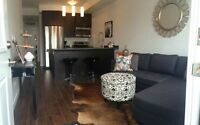 Ready Now Or Feb 15 87 CEDAR St Luxury 1 BED In Suite Laundry