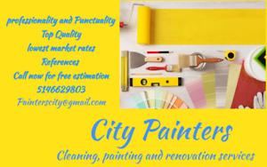 City painters 4u