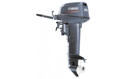 25BMHL Yamaha 25hp CV 2-stroke Outboard motor Westminster Stirling Area Preview
