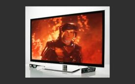 """Panasonic Plasma 42"""" TV TX-P42GT60B"""