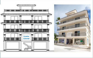 Great Opportunity. 1,100 m2 Building with Business in Punta Cana
