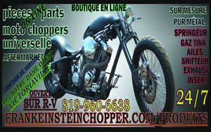 AILES CHOPPERS PURE  METAL SUR MESURE & AUTRE PIECES