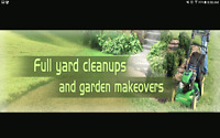LET SPRING BEGIN OFFERING FULL YARD CLEAN UPS