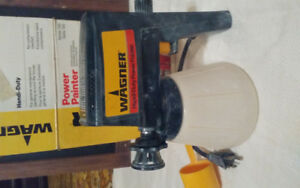 Paint sprayer WAGNER series100