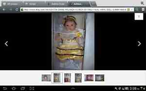 """Ashton Drake collectible doll """"Sunny"""" limited edition untouched London Ontario image 2"""