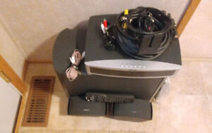 Bose 3-2-1 home theater GS series III