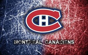 In the REDS! Montreal Canadiens Tickets - starting $340/pair