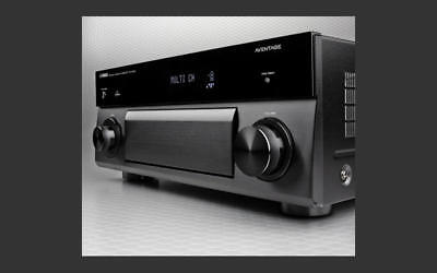 Yamaha Aventage RX-A1030 AV Receiver 7 channel amplifier AirPlay 4K support
