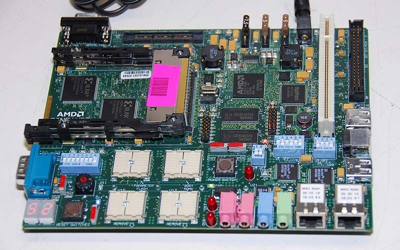 AMD Zinfandel Evaluation Board
