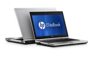 "Hp 13.3"" Elitebook intel core i5 Laptop 8GB RAM 500GB Win7or10"