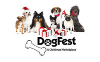 DogFest-Indoor Doggy Playdate, Christmas Marketplace & portraits
