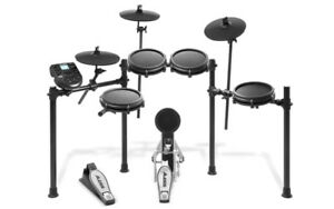 BRAND NEW Alesis Nitro Mesh Drum Kit, 8-Piece Electronic Drum Ki