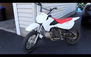 Looking for a KLX/DRZ 110 any year