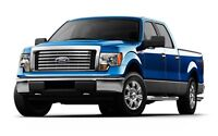 Pick Up truck oil change $100