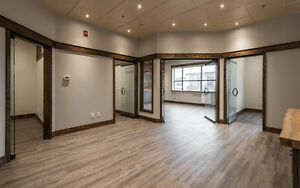 New Commercial Office space with warehouse for lease