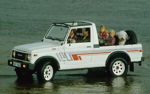 looking or a Suzuki samurai lwb