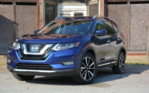 2017 New Nissan Rogue