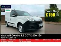 2014 Vauxhall Combo 2000 1.3 CDTI 16V H1 Van PANEL VAN Diesel Manual