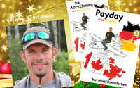 "BOOK ""Payday"" the english version or ""Die Abrechnung"" in german"