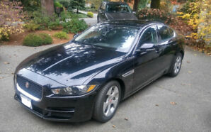 2017 Jaguar XE Turbo Premium 5 year Gold Warranty - $30,000