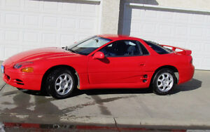 1994 Mitsubishi 3000GT Coupe (2 door)