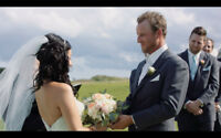 Creative & Distinct Wedding Videographer for HIRE