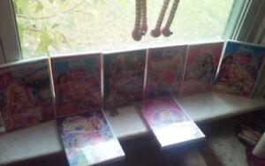 8 Barbie movies