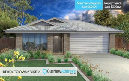 The Breeze Gracemere - New 4 Bed Home - Own From Just $309pw!