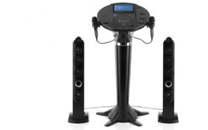 Pedestal Karaoke Machine