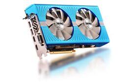 Sapphire Nitro+ RX 580 8GB special edition