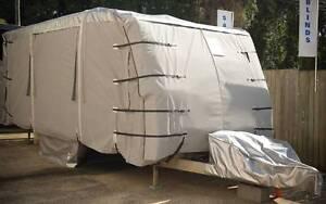 4.5m AVAN - Deluxe Hail resistant Custom made Caravan Cover Pomona Noosa Area Preview