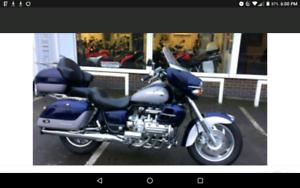 Valkyrie Interstate Motorcycle