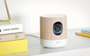 Home Security HD Camera and Air quality monitor - brand new