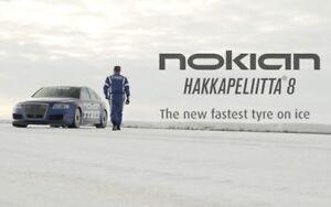Nokian Hakkapelitta 8 245/40R18 97T Pneus d'Hiver - Winter Tires