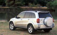 Want to buy 2002-2007 Toyota Rav 4 - Auto
