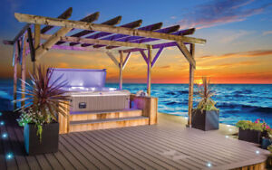 Fall Special on Artesian South Seas Deluxe 748 Hot Tubs