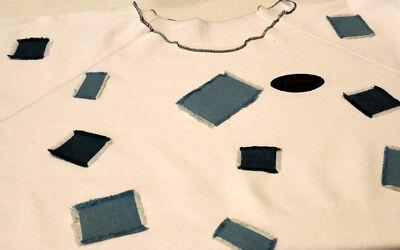 Hotfix beidseitig klebende Folie für Patches 30cm x 20cm zum Aufbügel