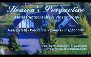 AERIAL PHOTOGRAPHY & VIDEOGRAPHY SERVICES