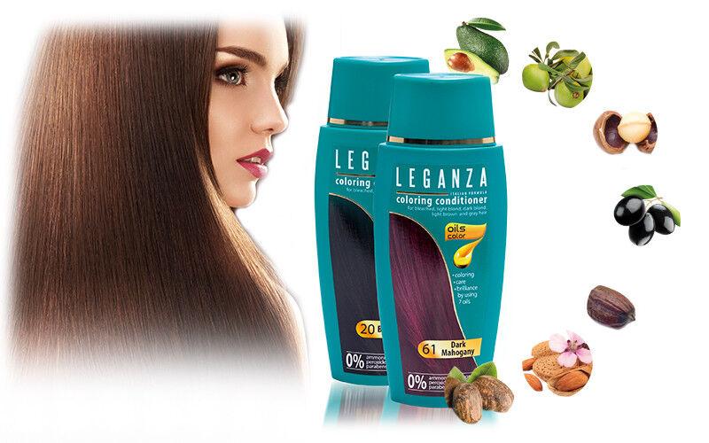 Haarfarbe Haarbalsam Haare Färben Farb Conditioner Direkt-Farbe Semi Permanent
