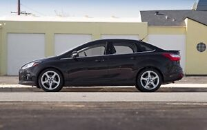 2014 Ford Focus Sedan,( full Warranty )